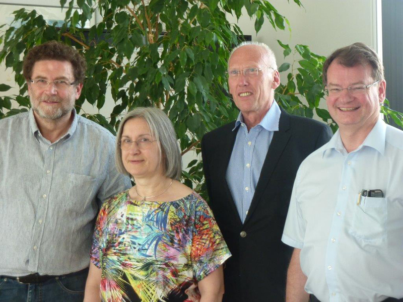 Der Vorstand des Bundes der Osteologen Bayern e. V.